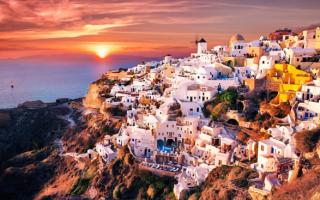 7 прекрасных мест Греции, скрытые от туристов