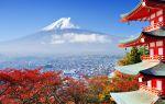 Топ-7 лучших мест в Японии