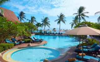 5 самых шикарных отелей в Таиланде
