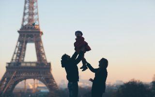 В Париж с ребенком — как организовать отдых