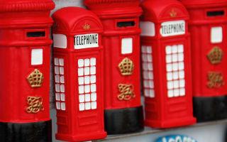 Что обязательно купить в Лондоне?