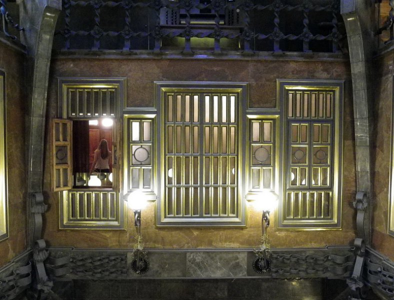 Декоративные элементы дворца