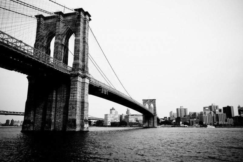 Вид на моста