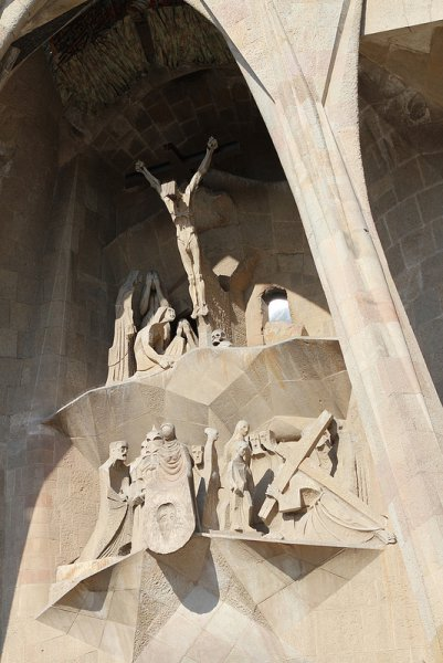 Скульптуры - оформление фасада
