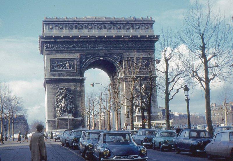 Старое фото арки