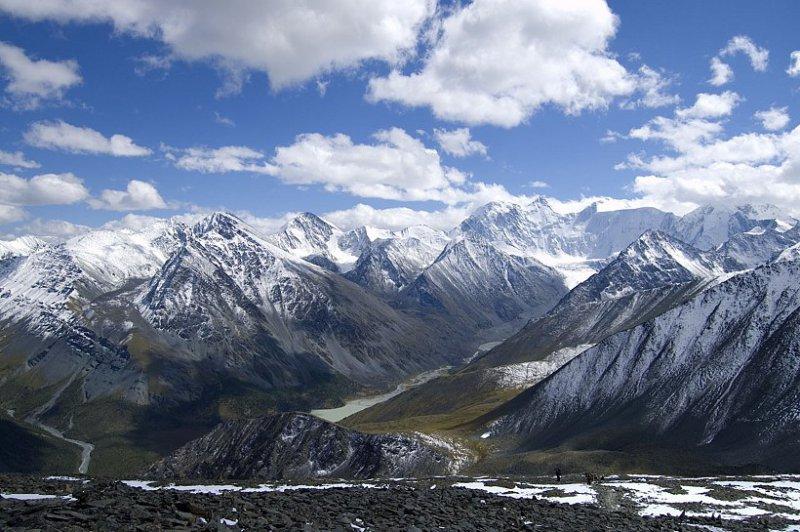 Панорама долины   Фото: Fdn / fotkidepo.ru