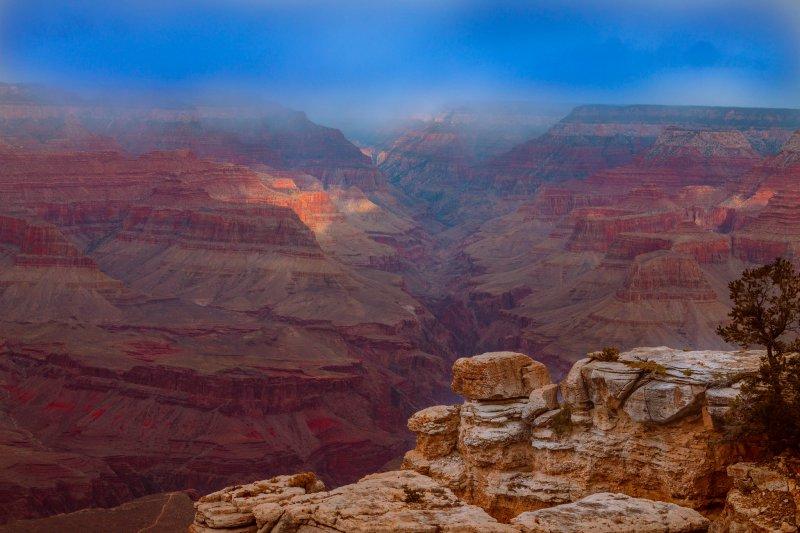 Великий Большой Каньон, США
