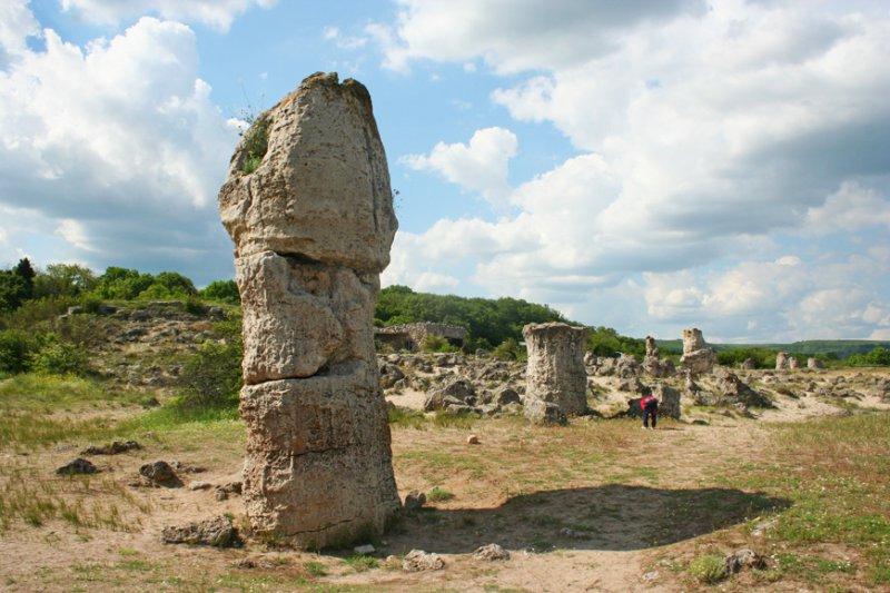 Каменный лес в Болгарии - фото 2