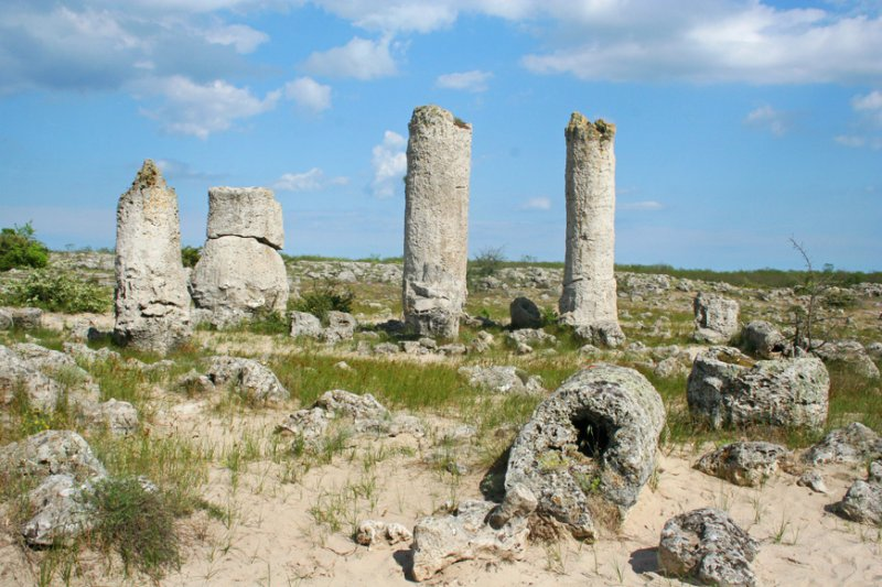 Каменный лес в Болгарии - фото 4