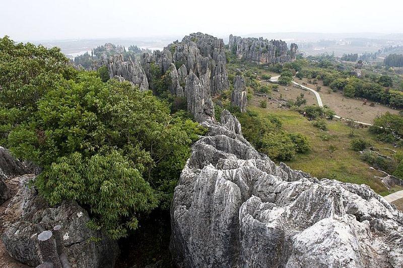 Каменный лес в Китае - фото 6