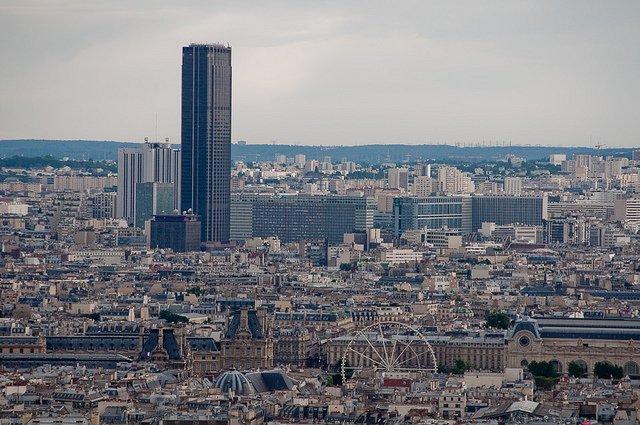 Башня Монпарнас, Париж