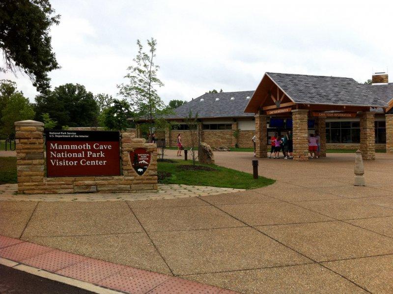Вход для туристов в Национальный Парк