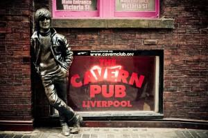 Паб The Cavern Pub в Ливерпуле