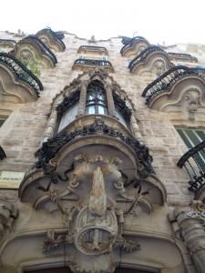 Фасад Дома Кальвет