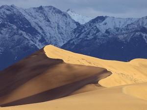 Чарские пески, Забайкальский край, Россия