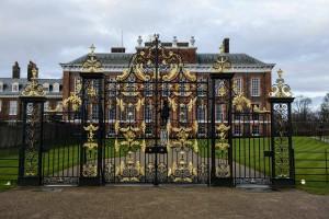 Ворота Кенсингтонского дворца