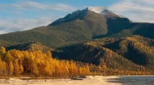 Осень в Баргузинском заповеднике