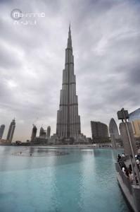 Бурдж Халифа – 828 метров, Объединенные Арабские Эмираты