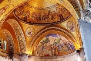 Собор Святого Марка - интерьер, Венеция