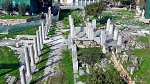 Агора в Афинах, Греция