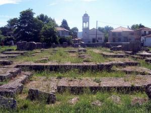 Храм Афины Алеи