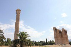 Руины храма Зевса, Олимпия