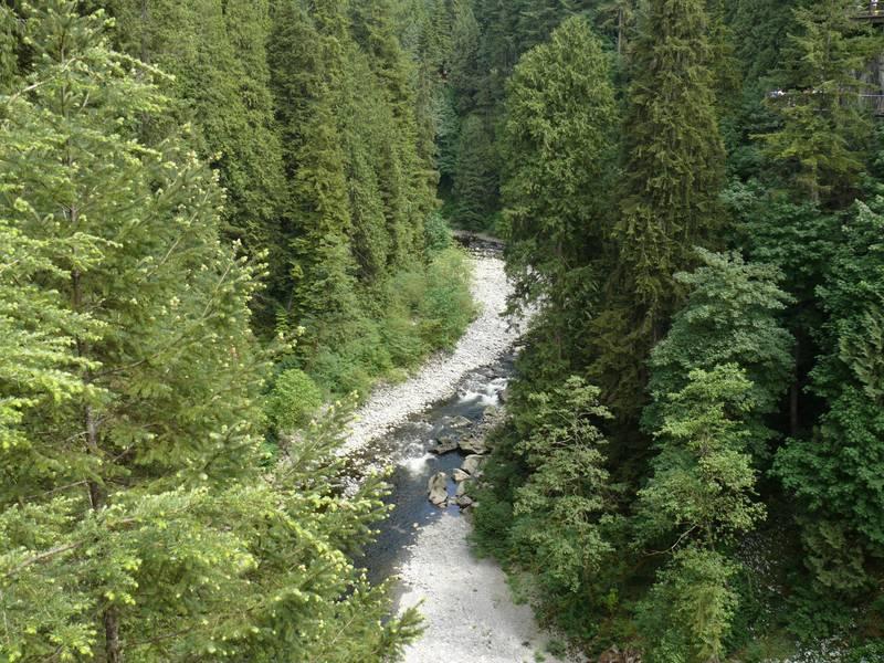 Река Сквомиш