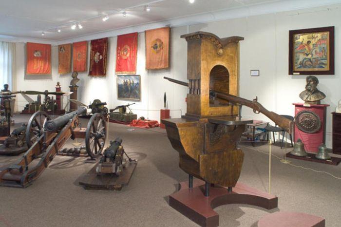 Старинный музей