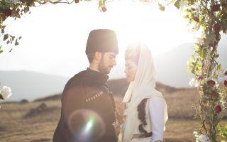 7 странных свадебных традиций на Кавказе