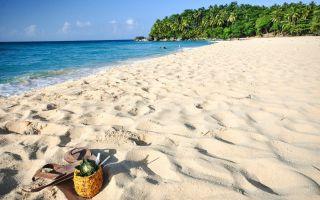 Где можно найти недорогой пляжный отдых в марте 2020 года на море без визы