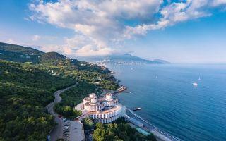 Отдых в Крыму 2020 года в санаториях и пансионатах