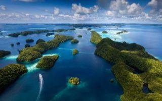 10 самых красивых островов