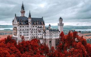 15 самых красивых замков в мире