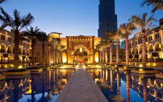 5 самых шикарных отелей в ОАЭ