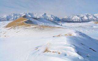 Чарские пески — необыкновенная пустыня Сибири