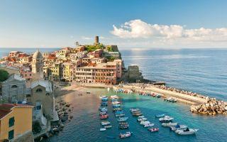 4 лучших курорта Италии