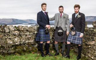 Почему в Шотландии мужчины носят юбки