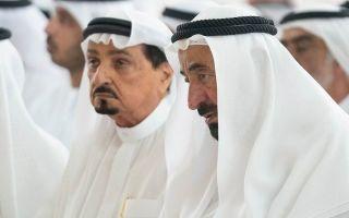 Арабские шейхи и их любовницы