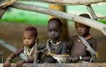 20 интересных фактов об Африке
