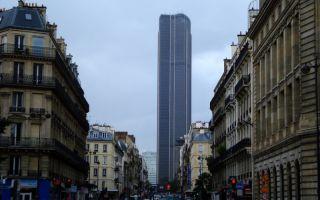 Впечатляющая башня Монпарнас
