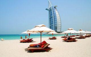 Какой будет погода в Дубае в ноябре-2019