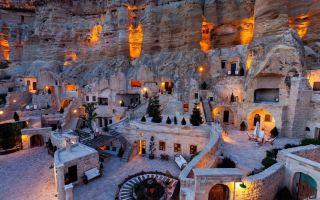 5 самых шикарных отелей в Каппадокии