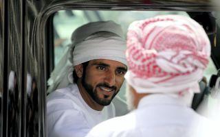 Дети арабских шейхов (фото)