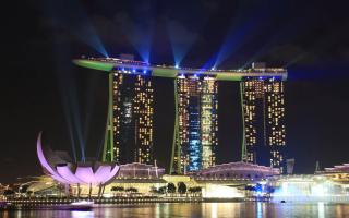 5 самых шикарных отелей в Сингапуре