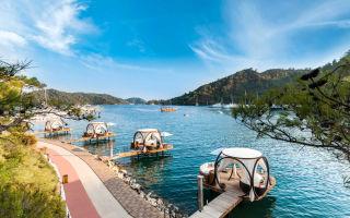 5 лучших курортов в Турции