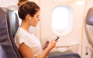 Что важно взять в самолет на длительный перелет
