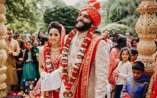Как проходят смотрины и помолвка в Индии