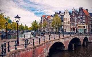 15 красивых мест Амстердама
