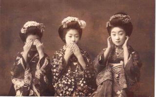 Почему в 19 веке китаянки имели несколько мужей