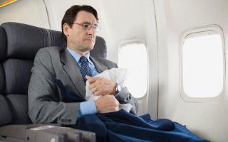 Как перестать бояться летать на самолете?